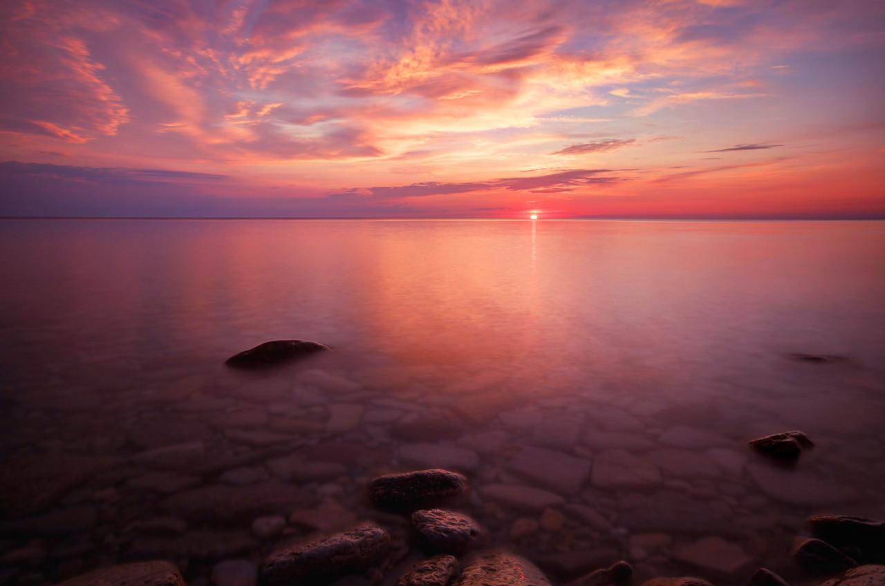 Colourful Sunrise