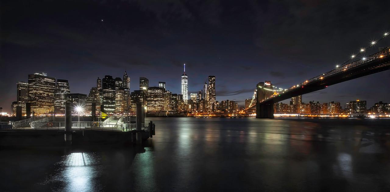 Brooklyn Night - Tim Martin