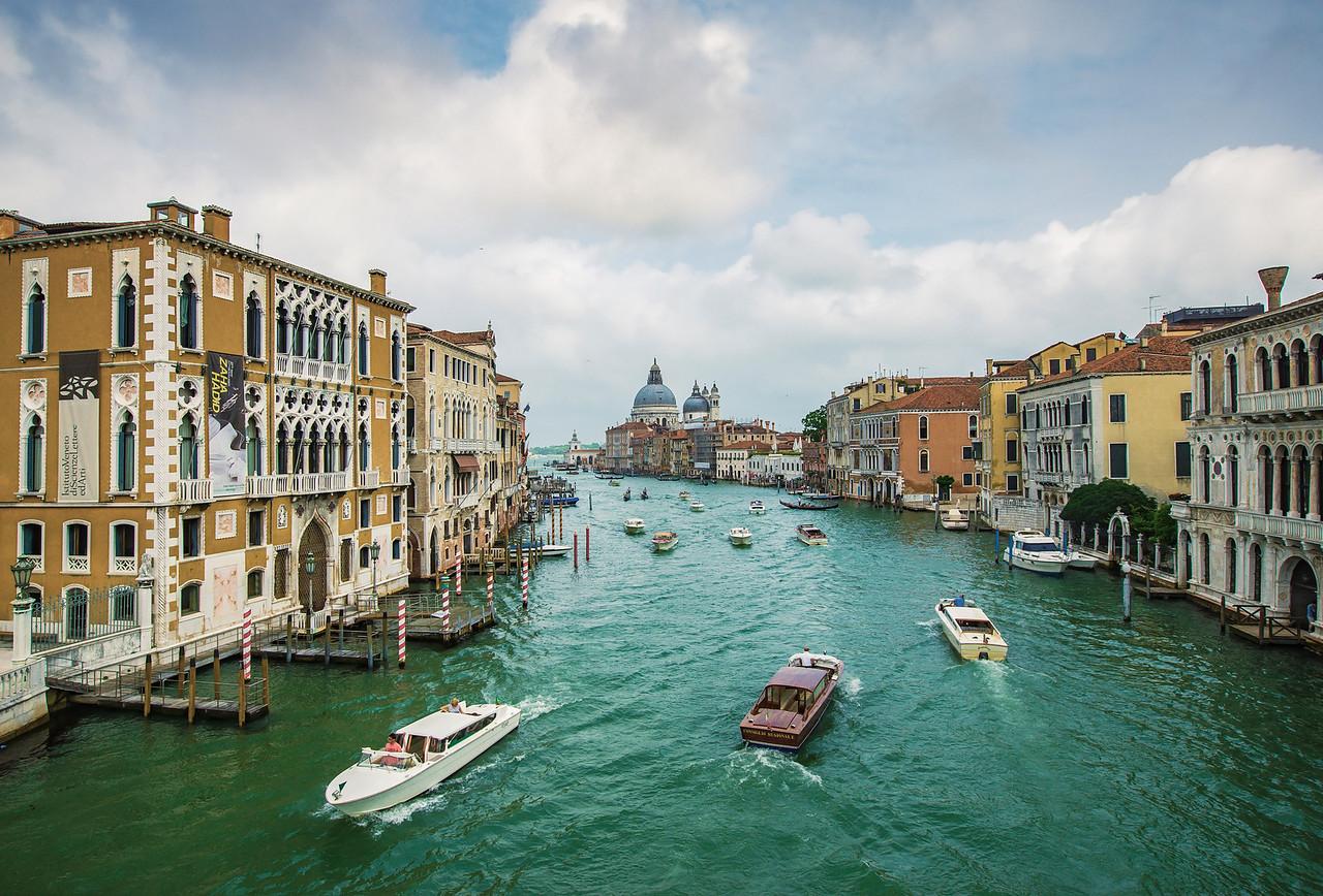 Soft Light in Venice