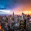Day vs Night in New York City