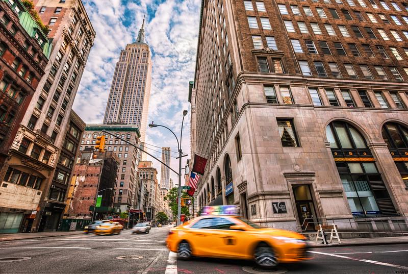 Empire East 30th Street New York City