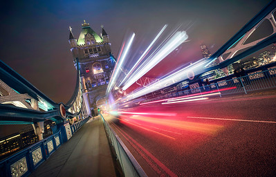 The Lights of Tower Bridge