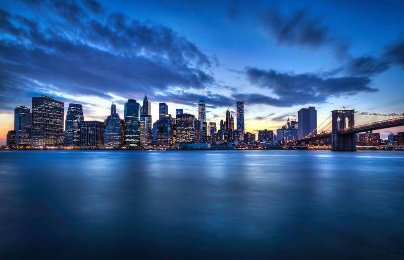 Goodnight New York – Tim Martin