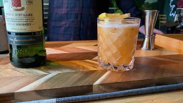10. Jameson Whiskey Sour