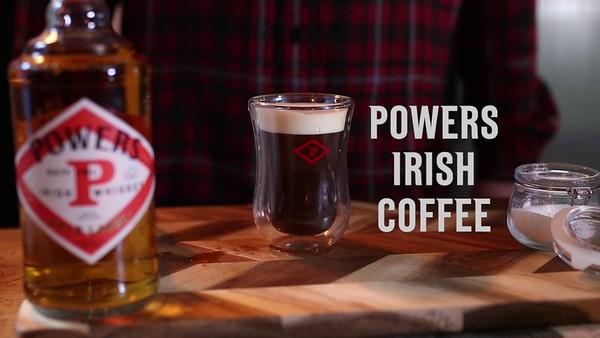 6. Powers Irish Coffee