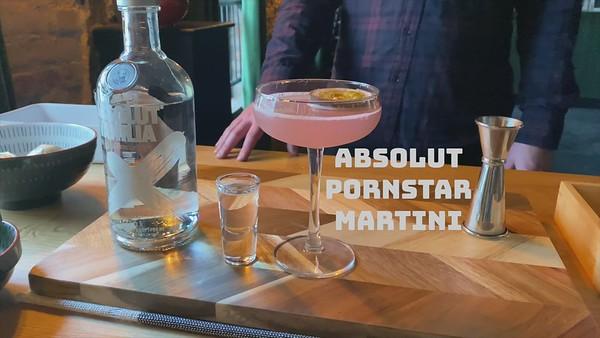 9. Absolut Pornstar Martini