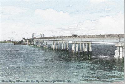 Florida Movable Bridges.....Pinellas Bayway,SR 679 over Boca Ciega Bay Main Channel(GIWW),Tierra Verde