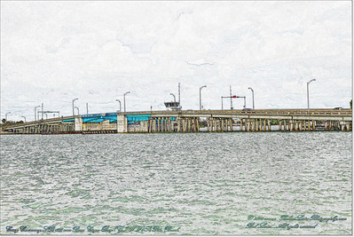 Florida Movable Bridges.....Corey Causeway,SR 693 over Boca Ciega Bay(GIWW),St.Pete Beach