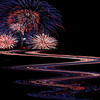 Fireworks abstract-01088z