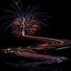 Fireworks abstract-02049-02z