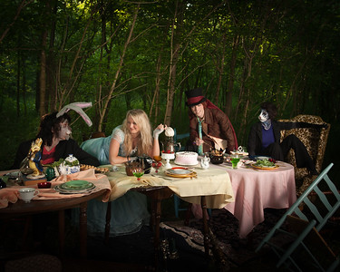 Wonderland • A Concept