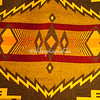 Native American fabric pattern