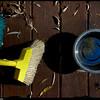 Broom and Bowl