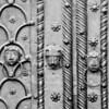 Door Detail, Venice, Italy