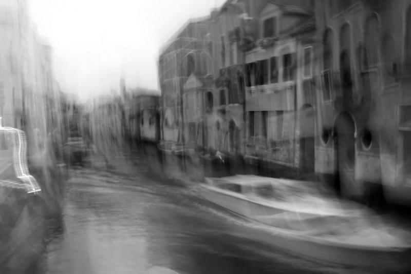 Speed, Venice, Italy