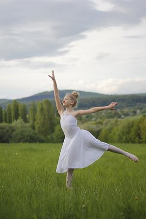 Katie Ballerina Shoot