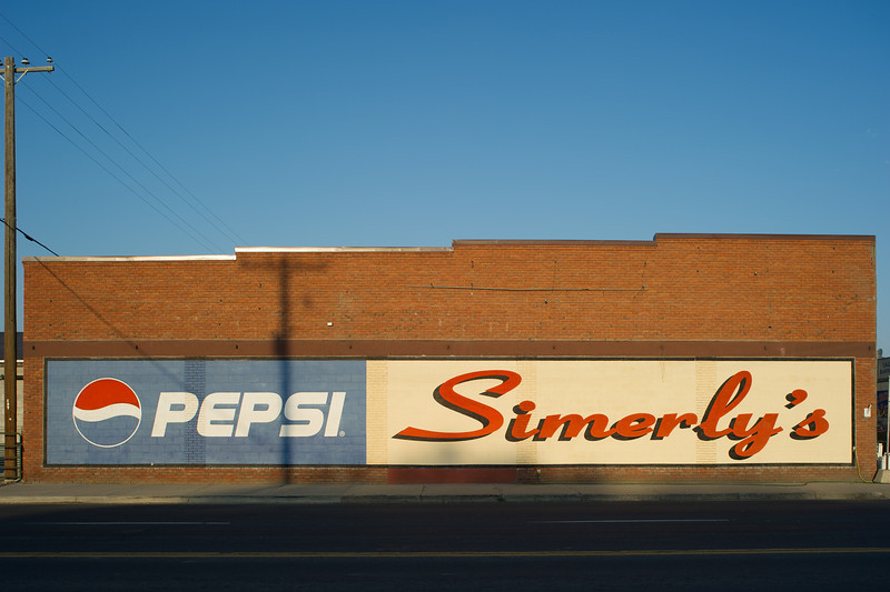Simerly's Pepsi in Wendell Idaho