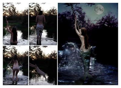 process mermaid