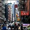NYC SoHo - Fanelli Cafe.  Nikon D80 - 18-135 Af-s