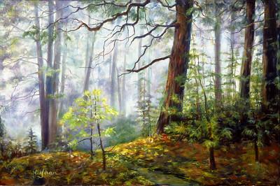 Foggy trees FNL_1