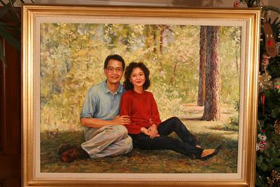 Wendy & San Portrait