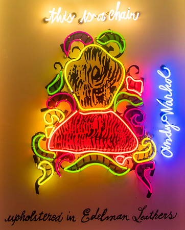 Creativity Course - Warhol Visit