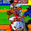 Catcher Drew Butera