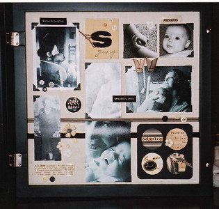 shadowboxes