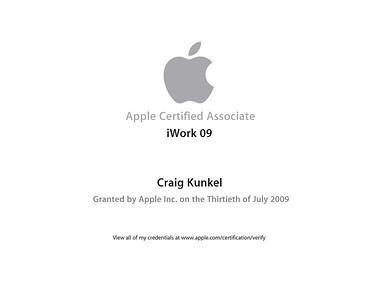 Apple Certificates