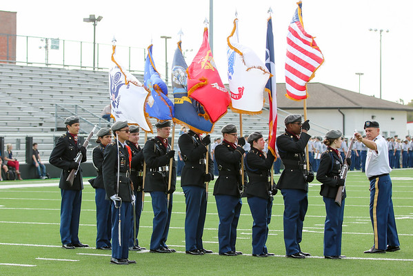 Creek Veteran Celebration - Army Golden Knights