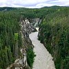 Kuskulana River Canyon and Bridge - Wrangell-St. Elias NAtional Park & Preserve, AK 2018