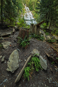 Bridal Veil Falls 14mm View