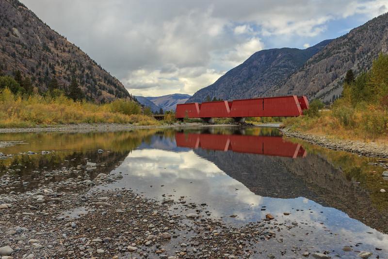 The Red Bridge II - 2017