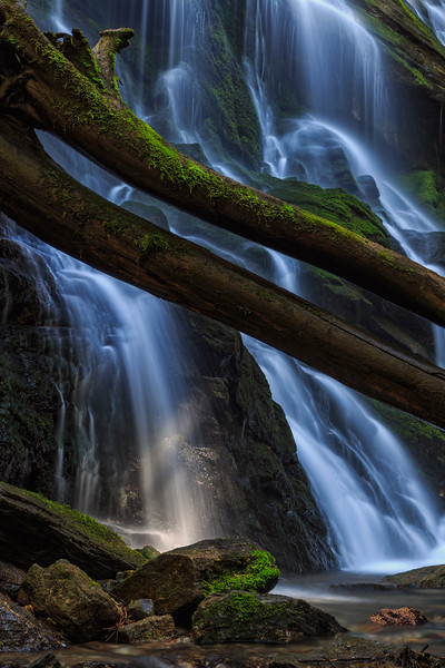 Hidden Falls Close Up 2016