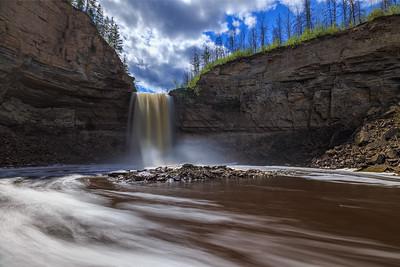 Little Buffalo Falls