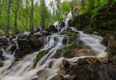 Creek Park Falls  2020 -2