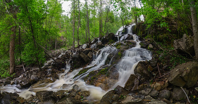Creek Park Falls  2020 - Pano