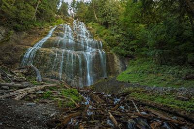 Bridal Falls Left