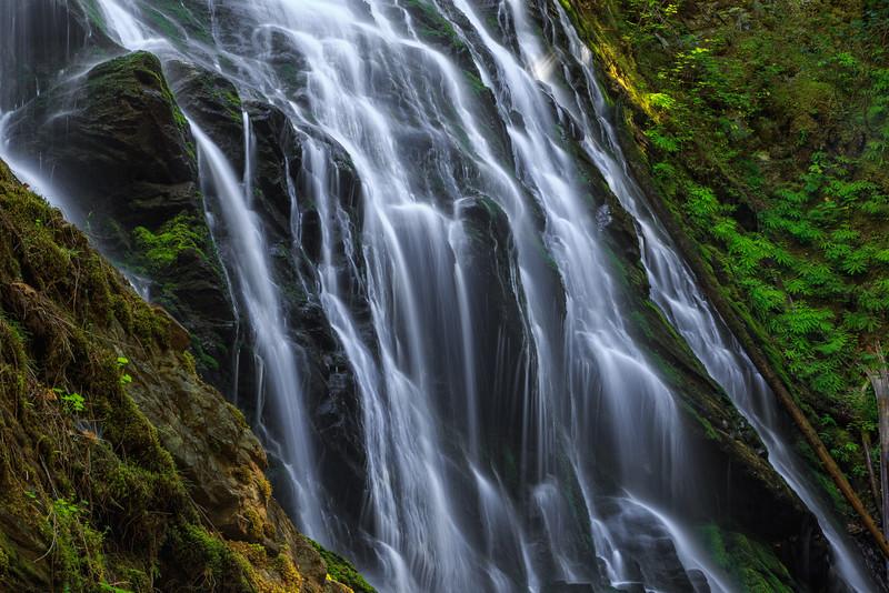 Hidden Falls Cascades