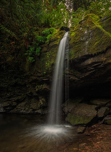 Stocking Creek Falls Vertical II