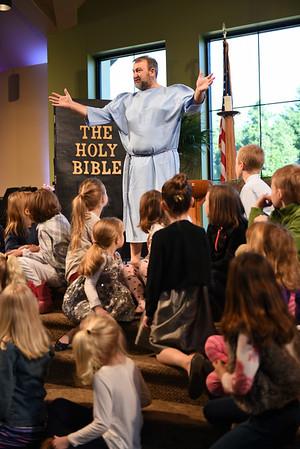 Palm Sunday - Children's Ministry