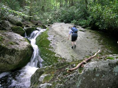 Creekyoneering