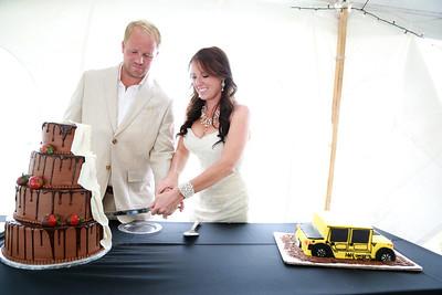 Josh and Lindsey's Wedding 9/2013