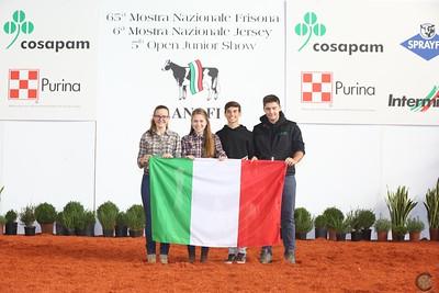 Cremona 5th Open Junior Show