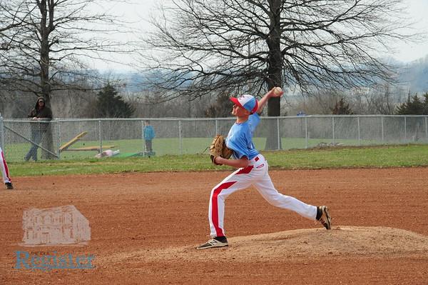 Crest Baseball
