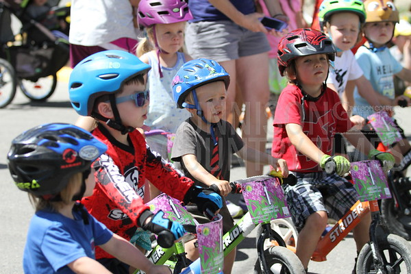 Crested Butte Junior Bike Week 2019 Strider Cup