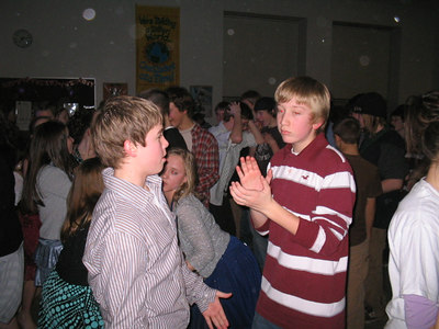 Creston Middle School VALENTINES DANCE 02/08/2007