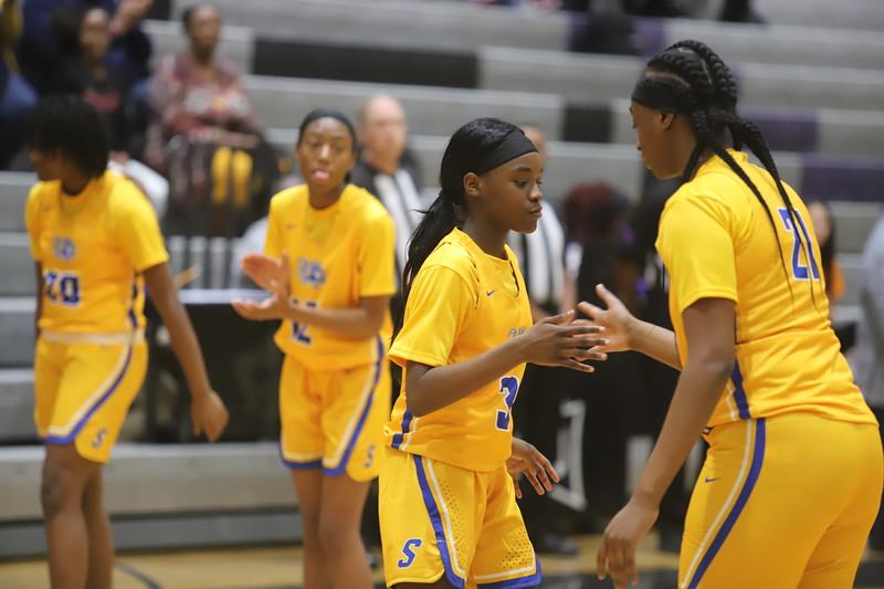Crestwood vs. Sumter Girls 12.6.19