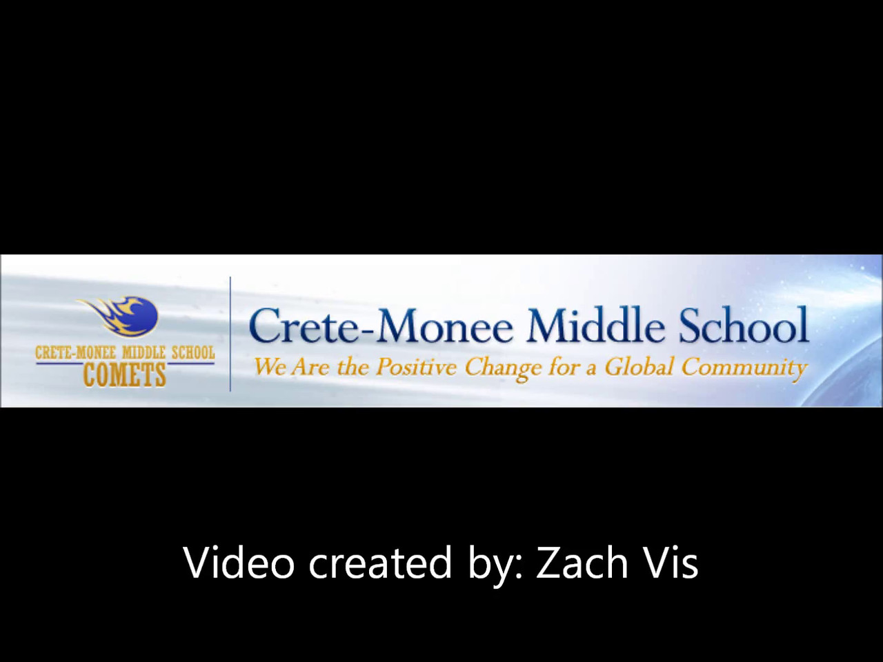 CMMS Vision & Mission Statement Video