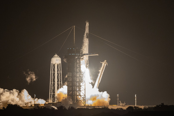 Crew-1 by SpaceX